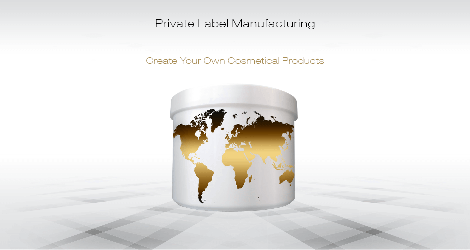 Private label banner
